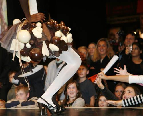 Фотографии с Шоколадного Шоу
