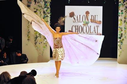 Салон Шоколада в Париже 2010